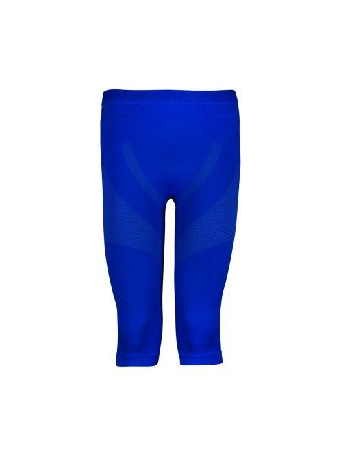 Laufoutlet - ARIDUS 3/4-Tight - Atmungsaktive Drei-Zonen-Funktionstight - carbon blue