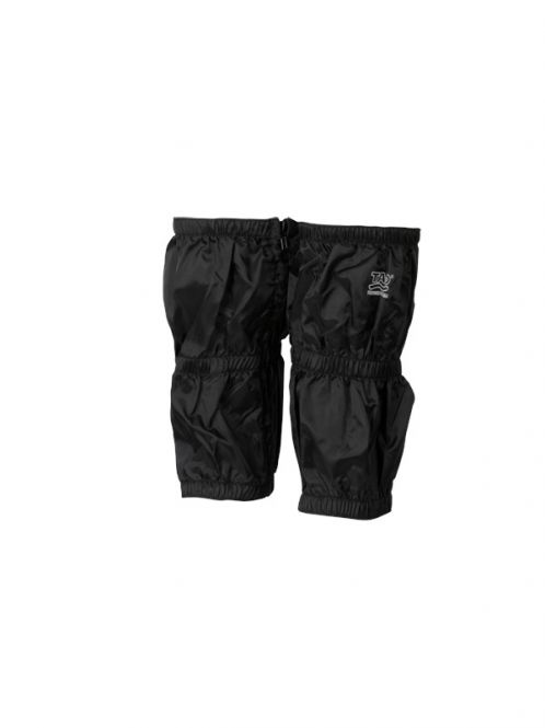 Laufoutlet - GAITORS Überziehstulpen - Wind- und wasserabweisende Überziehstulpen mit seitlichen Reißverschluss - black