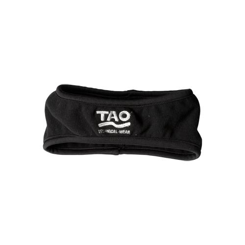 Laufoutlet - LIGHT HEAD BAND Fleece Stirnband - Stirnband aus Fleece mit hoher Atmungsaktivität - black