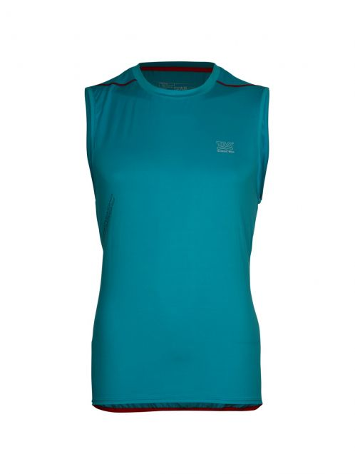 Laufoutlet - SUPRASONIC Tank Top - Feuchtigkeitsregulierendes Tank Top - french blue