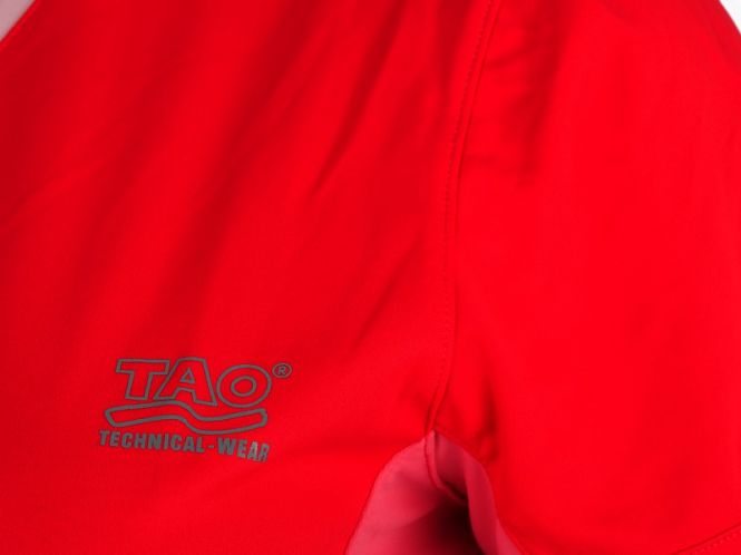 Laufoutlet - BLOSSOM T-Shirt - Kurzarm Shirt für warme Tage für Damen - parfum/dubarry