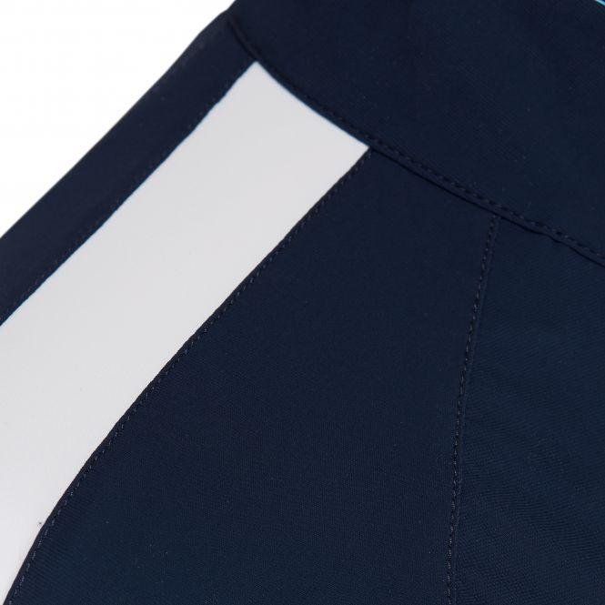 Laufoutlet - TRITON Leichte Laufjacke - Feuchtigkeitsregulierende Laufjacke mit integriertem UV-Schutz aus recyceltem Polyamid - admiral/pacifico