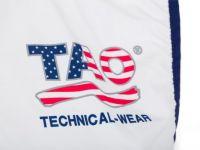 Laufoutlet - USA-VEST Laufweste - Wind-und wasserabweisende Laufweste mit USA-Print - ski patrol