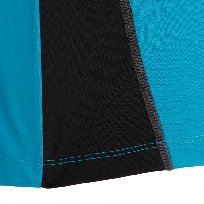Laufoutlet - ALBESUS Langarm Funktionsshirt - Langarm Funktionsshirt mit Rundhalsausschnit aus recyceltem Polyester - longbay