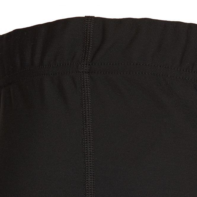 Laufoutlet - MOMI Warme Lauftight - Warme Lauftight mit Anti-Rutsch-Gummi für kältere Tage - black
