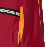 Laufoutlet - BRANDON Laufjacke - Wasserdichte und wärmende Laufjacke aus recyceltem Polyester - dark red