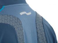 Laufoutlet - BRAWN Langarm Laufshirt - Antibaktierieller Longsleeve mit integriertem UV-Schutz und angeschnittenem Handschuh - balena