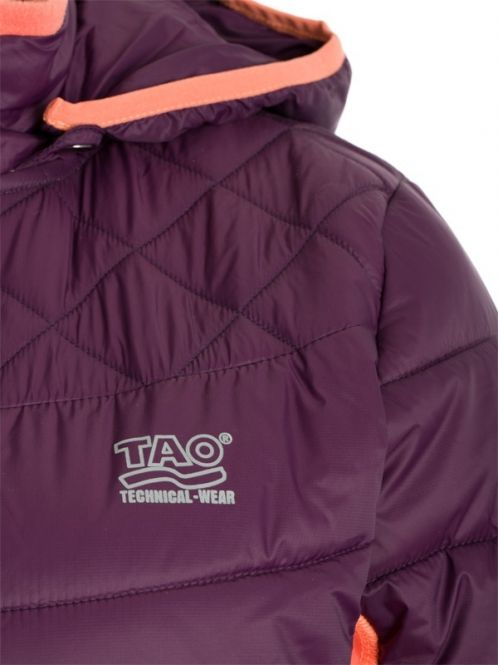 Laufoutlet - POLARIS Laufjacke - Warme Laufjacke mit abnehmbarer Kapuze und Reißverschlusstaschen