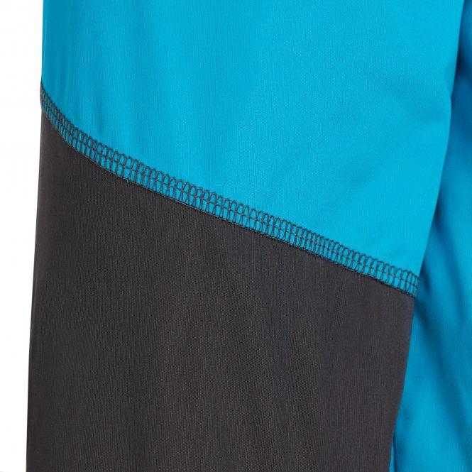 Laufoutlet - UMAR Laufjacke - Wasserdichte Laufjacke mit angeschnittenem Handschuh am Ärmelabschluss aus recyceltem Polyester - longbay