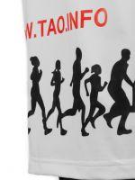 Laufoutlet - RED NOSE DAY Kurzarm T-Shirt - Setz ein Zeichen mit Deinem persönlichen Red Nose Day Shirt von TAO! - white